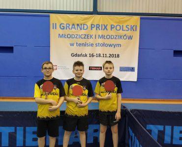 2. Grand Prix Polski Młodzików w Gdańsku