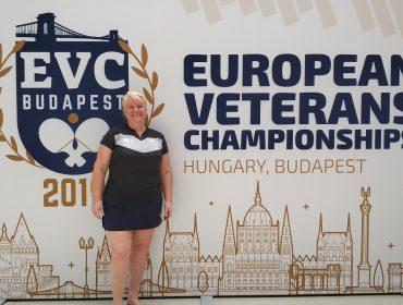 Małgorzata Fidala startowała w Mistrzostwach Europy